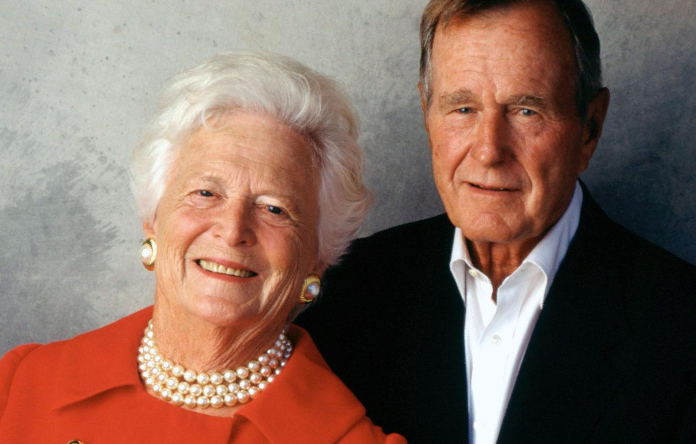 George H.W. Bush Dies Just Months After Wife Barbara