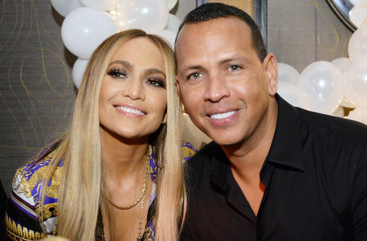 Jennifer Lopez Alex Rodriguez Miami After Engagement