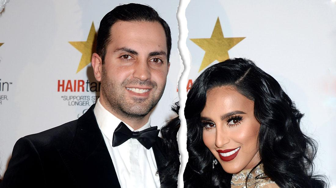 'Shahs' Star Lilly Ghalichi's Husband Files For Divorce After Only 2 Years