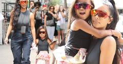 Kim Kardashian's Daughter, North West, Has Closet Overflowing With Fashion Choices