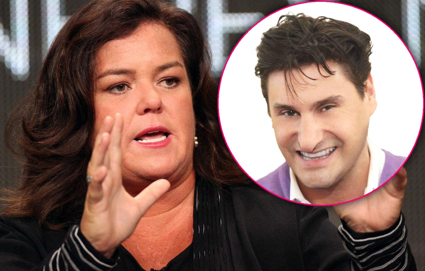 Rosie ODonnell Moving Back To NYC With Daughter After Ex Suicide