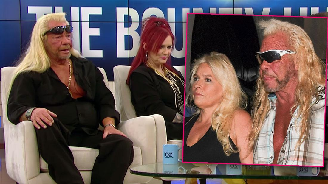 Dog The Bounty Hunter Explains Why He Proposed To Moon Angell, Says He Misses Beth
