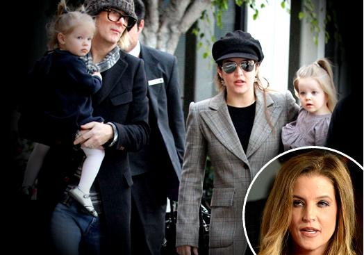 //lisa marie presley husband child porn twins family services pp