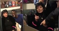 Liza Minnelli Seen In Wheelchair Again