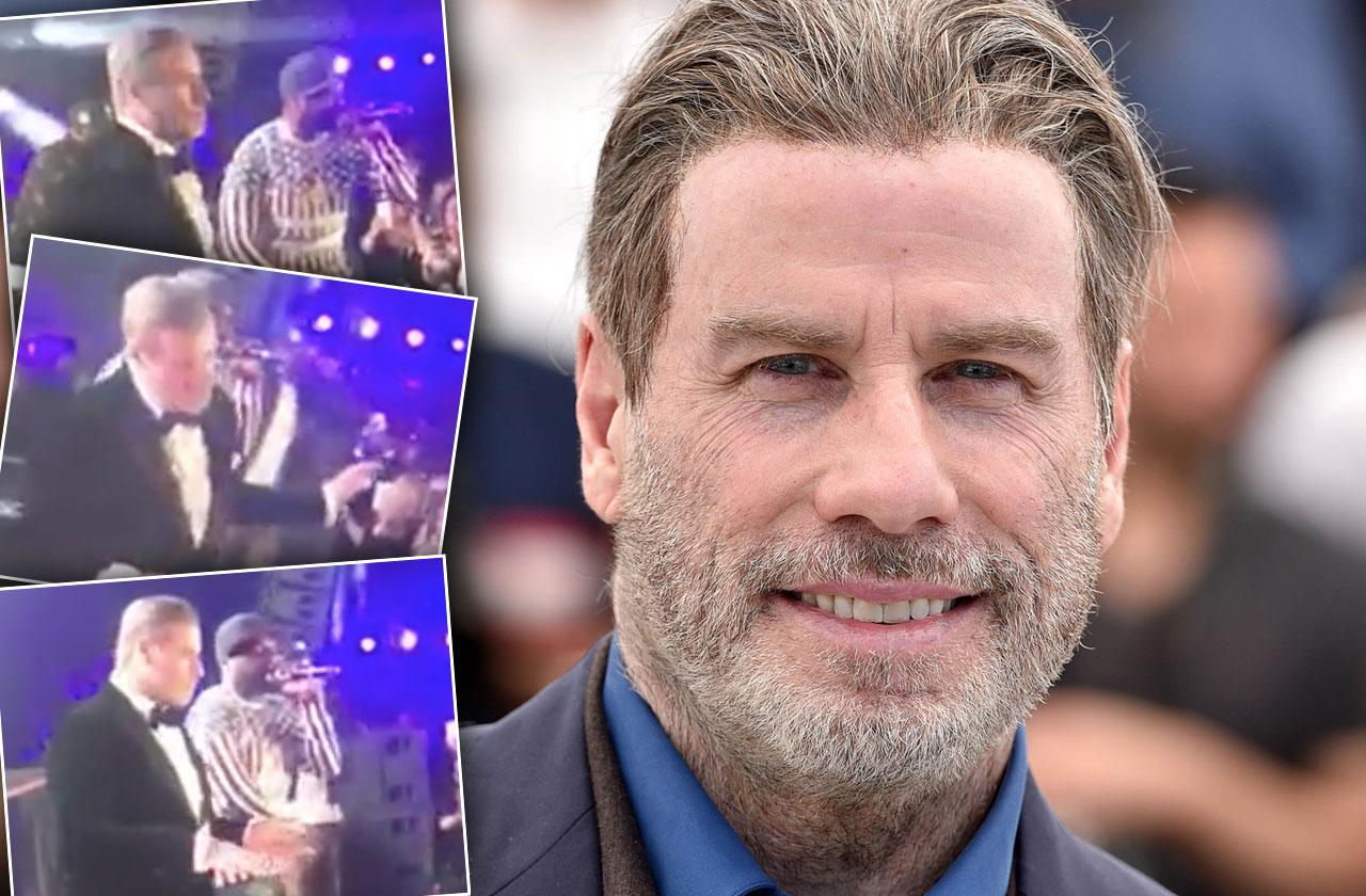 //John Travolta Dance  Cent Video pp