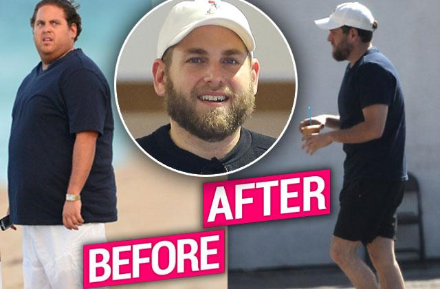 Jonah Hill Weight Loss Before After Pics