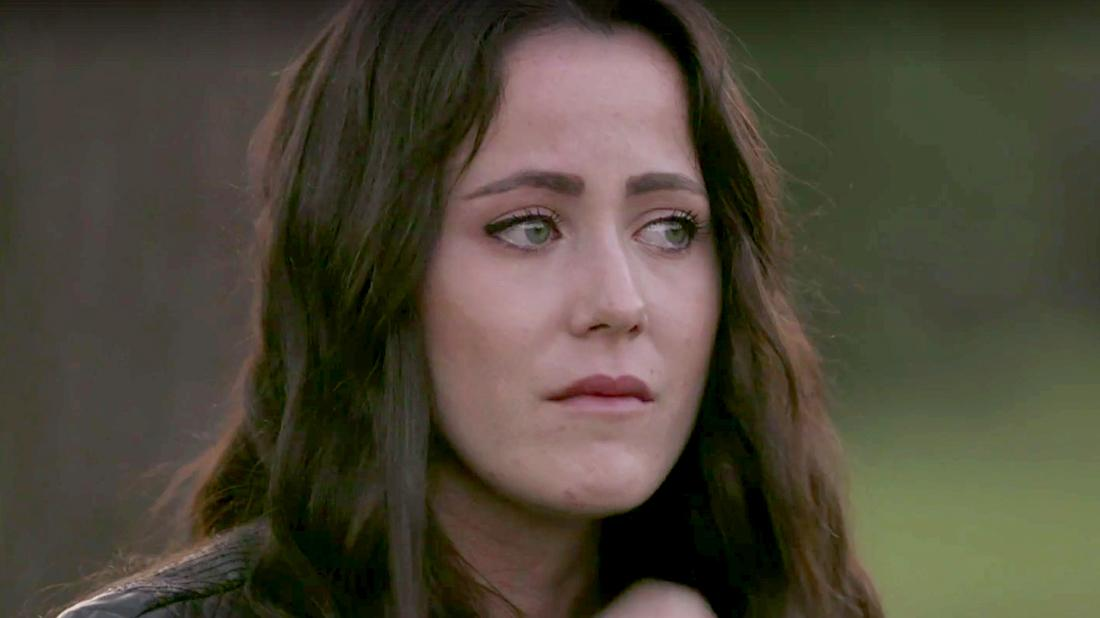 Jenelle Evans Hysterically Crying Fired Teen Mom 2