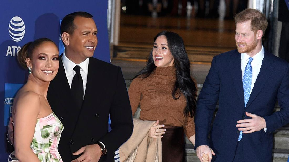 Meghan And Harry Share Double Date With JLo And ARod