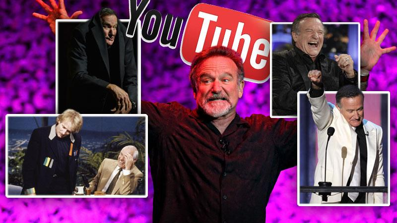 //robin williams youtube