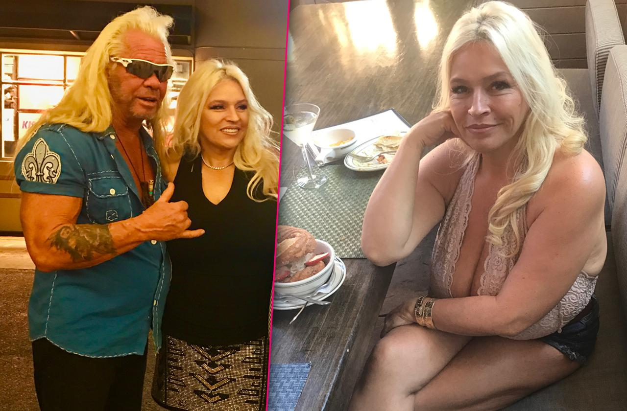dog bounty hunter wife beth throat cancer