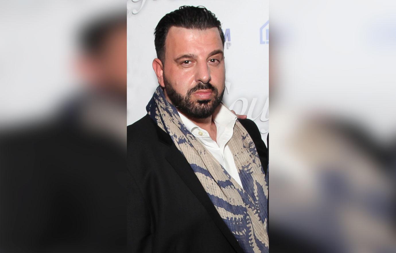 Franco Porporino Jr Mafia TV Show Deal