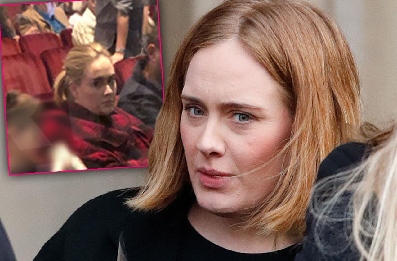 Adele Secret Wicked Play