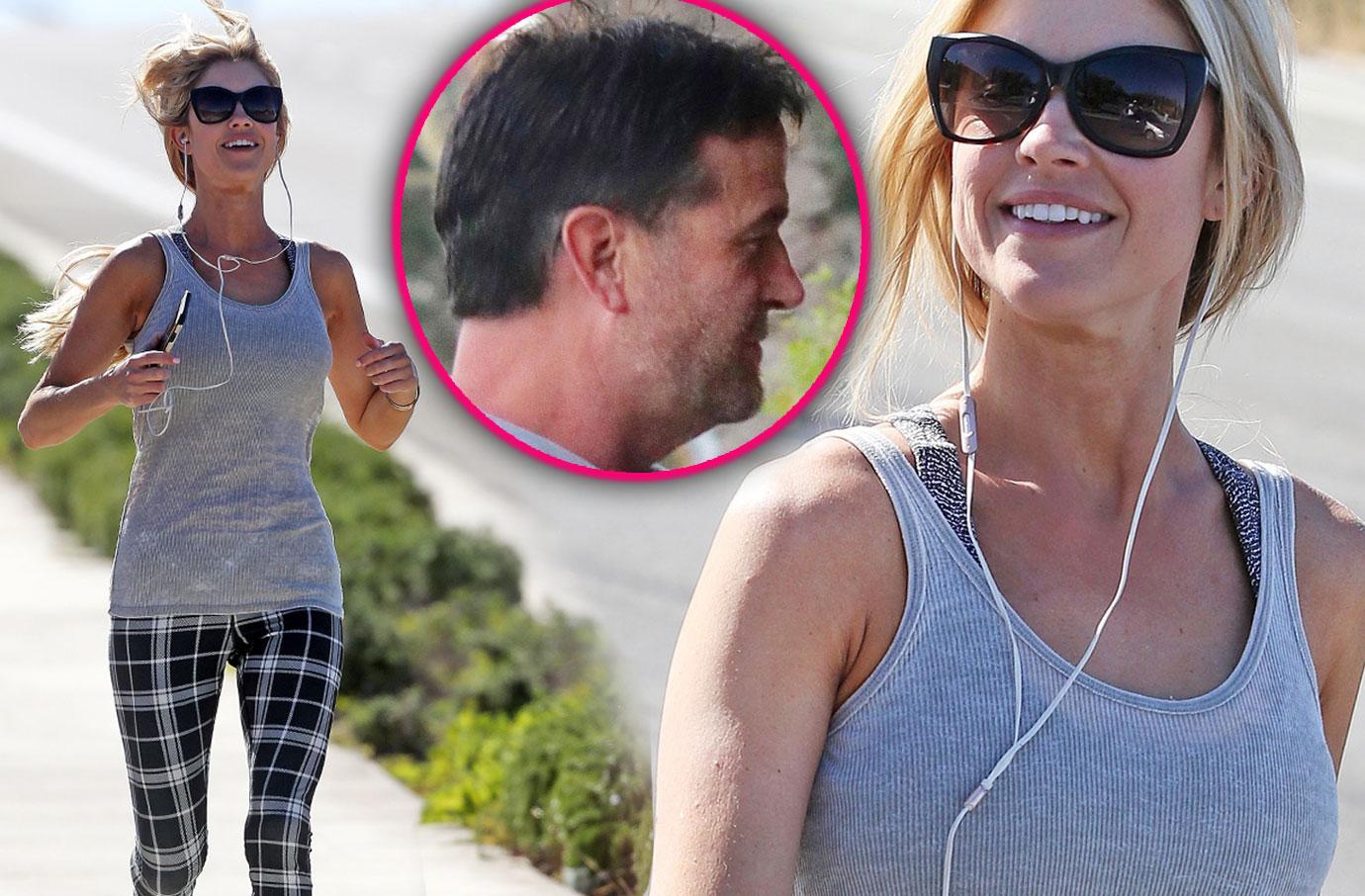 tarek el moussa divorce christina el moussa new boyfriend jogging pics