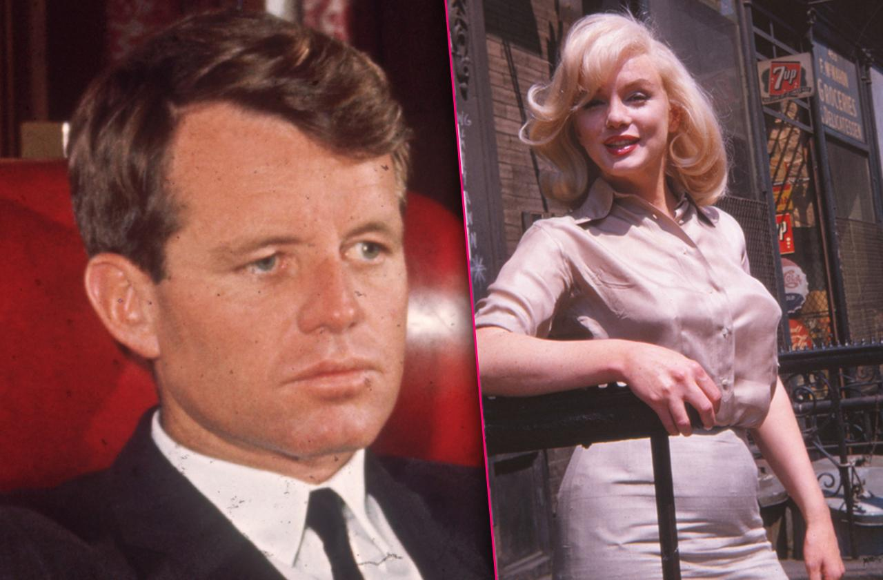 Marilyn Monroe Aborted RFK's Baby Death Anniversary