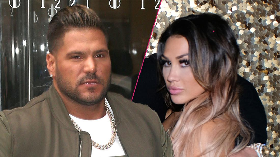 Ronnie Ortiz-Magro Files Emergency Restraining Order Against Ex-Jen Hartley