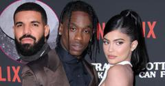 Back Off, Drake? Travis Calls Ex-Galpal Kylie His 'Wife' During Music Fest Reunion