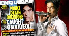 prince suicide shocker overdose