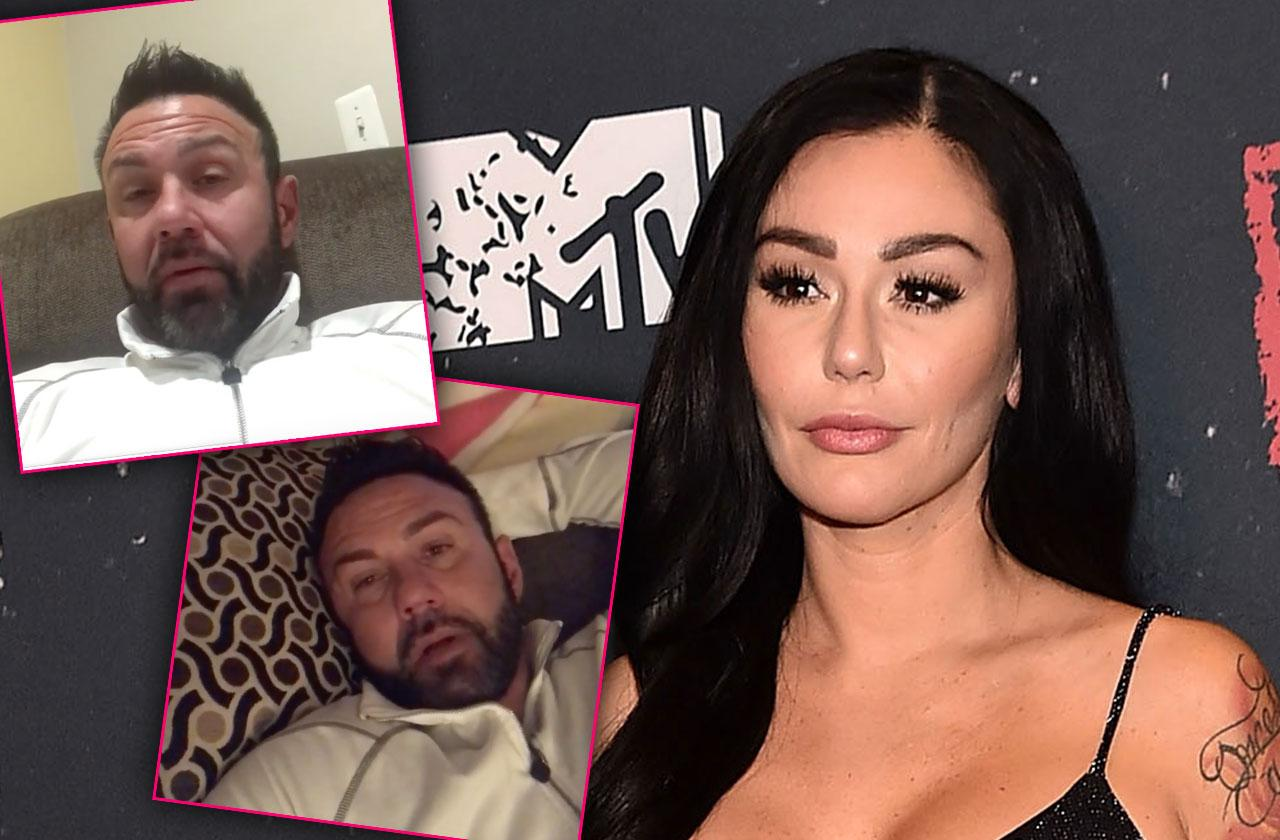 JWoww Files Restraining Order Husband Roger Matthews