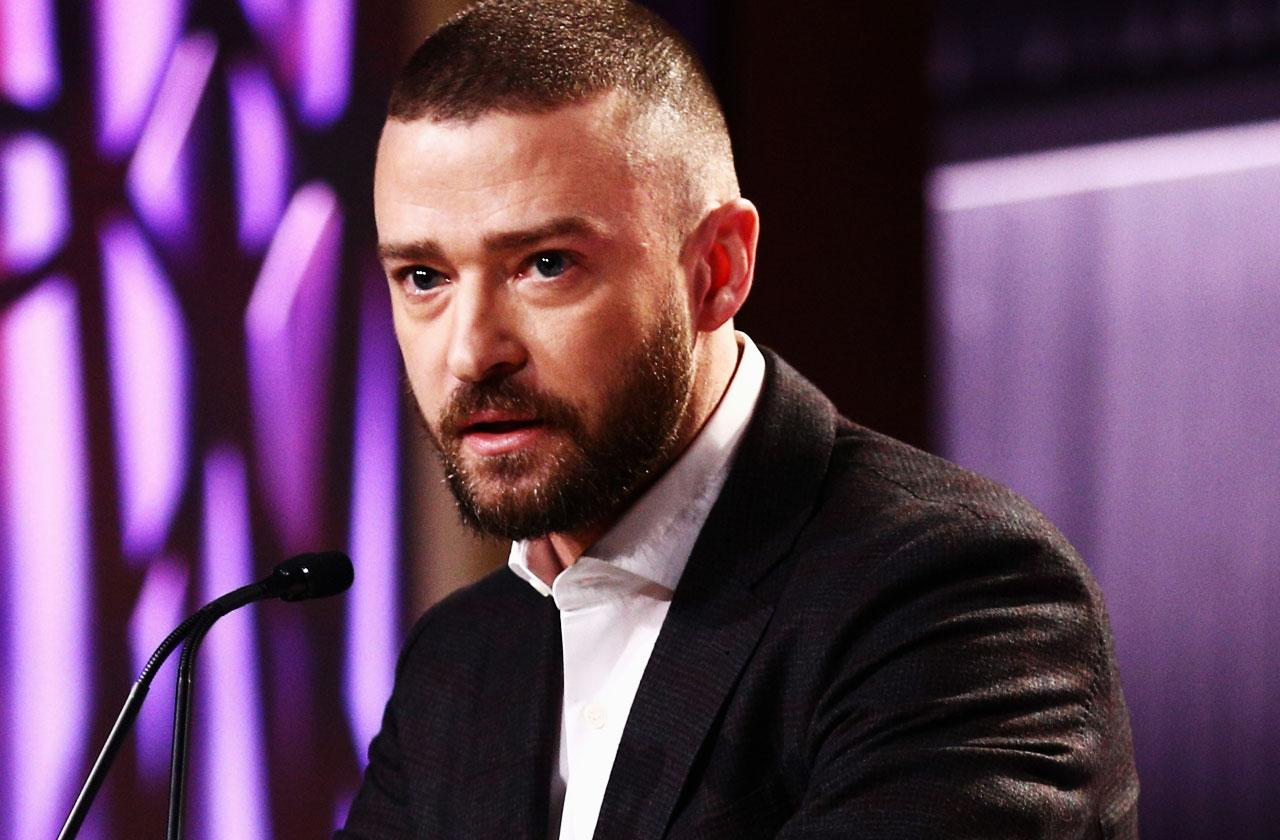 //justin timberlake sexual harassment scandal times up campaign pp