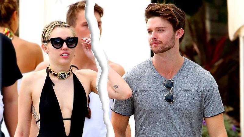Miley Cyrus Patrick Schwarzenegger Breakup