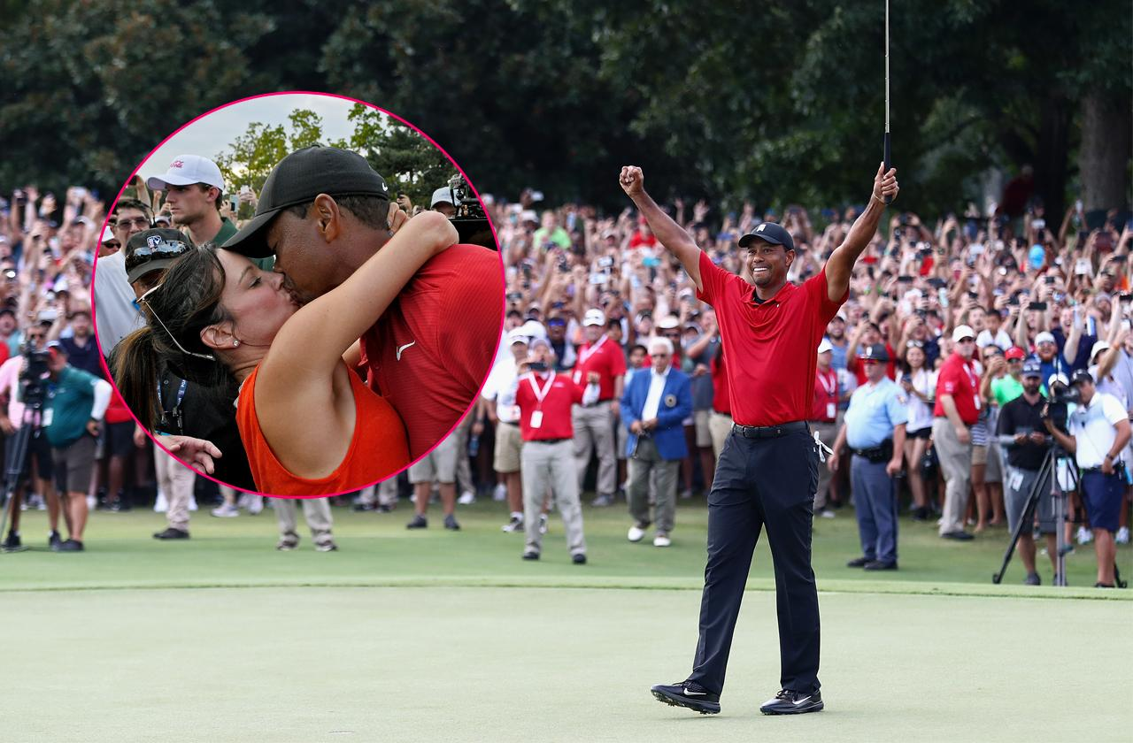 //tiger woods wins tour championship pp