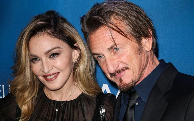 Madonna Sean Penn Reunite