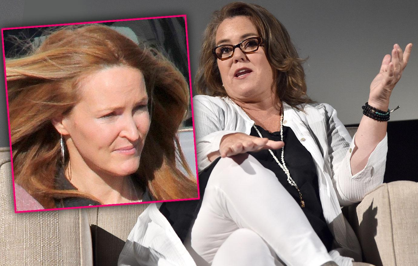 Rosie ODonnell Ex Wife Suicide Had Not Seen Their Daughter In Long Time