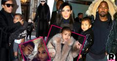 Kim Kardashian North West Baby Accessory