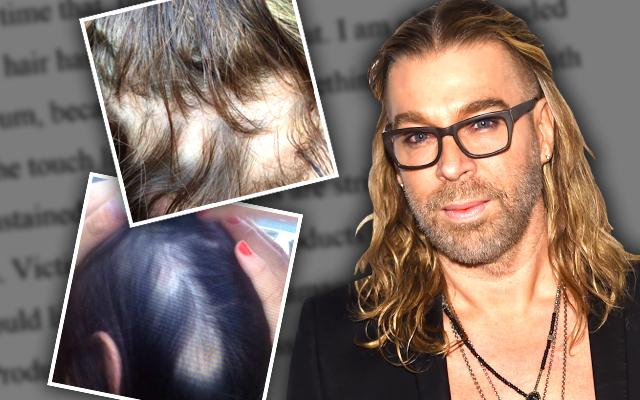 Bravo Reality Star Hairstylist Sued By Women Over Hair Loss