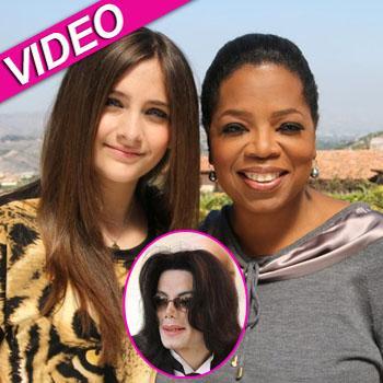 //paris jackson talks dad oprah