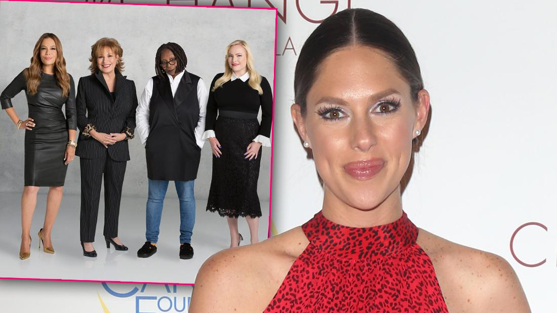 Abby Huntsman Left 'The View' Because Of 'Toxic' Environment