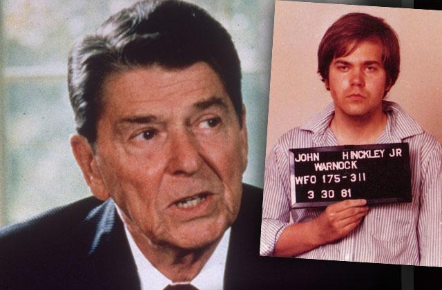 //Ronald reagan assassin freed john hinckley jr mother