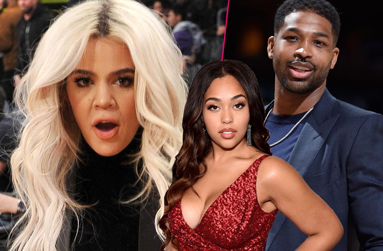Khloe Kardashian Betrayed Tristan Thompson Accused Cheating Kylie Jenner Friend Jordyn
