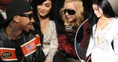 Kylie Jenner Plastic Surgery Madonna Fashion Show