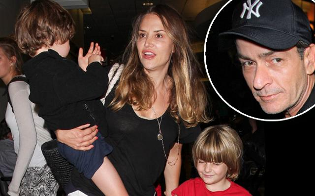 Charlie Sheen Custody War Brooke Mueller