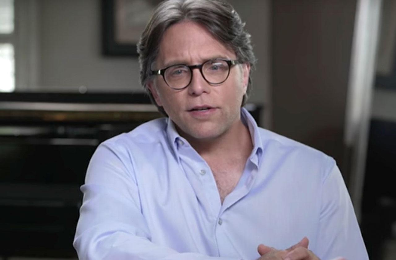 nxivm keith raniere arrested