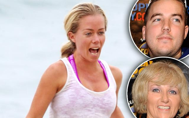 Kendra Wilkinson Fights With Mom Patti & Brother Colin