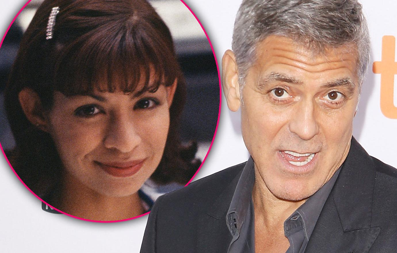 george clooney denies er actress blacklisted sexual harassment hero