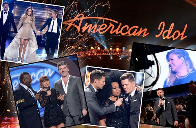 //American idol finale JLo Carrie underwood kelly clarkson pp