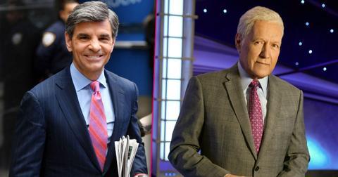 George Stephanopoulos Wants Alex Trebek's 'Jeopardy' Job