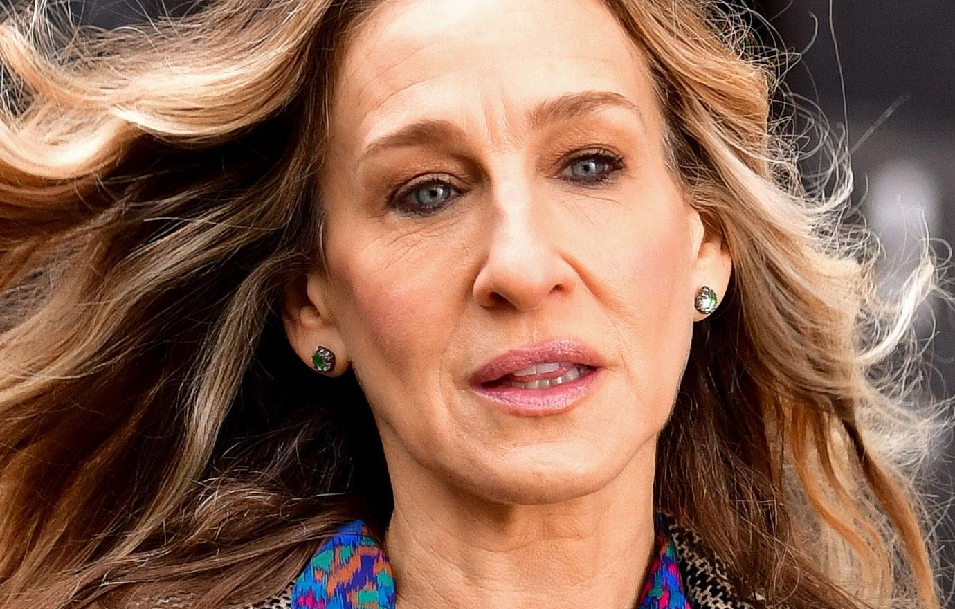 Sarah Jessica Parker Settles 6 Million Jewelry Lawsuit