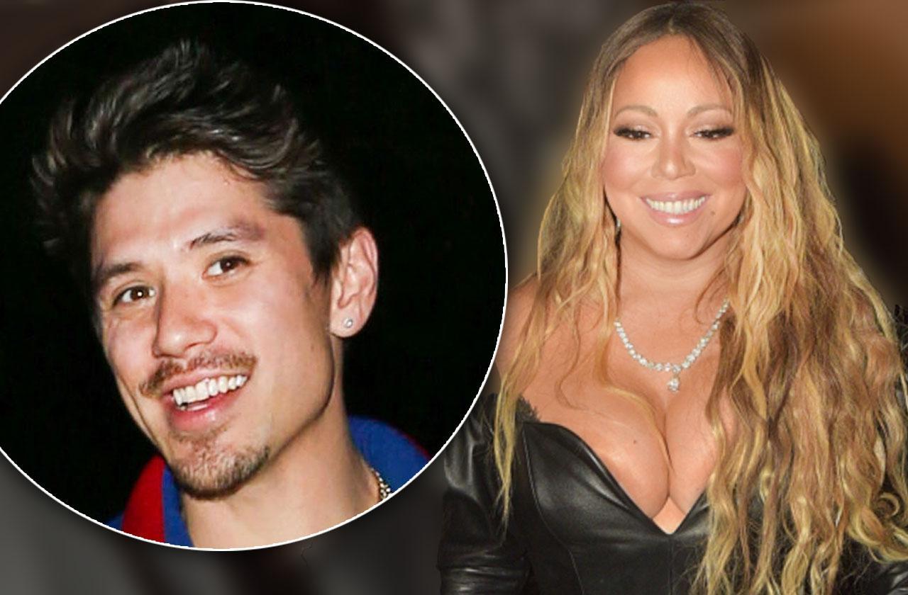 Mariah Carey Bryan Tanaka Back Together Kissing Pics