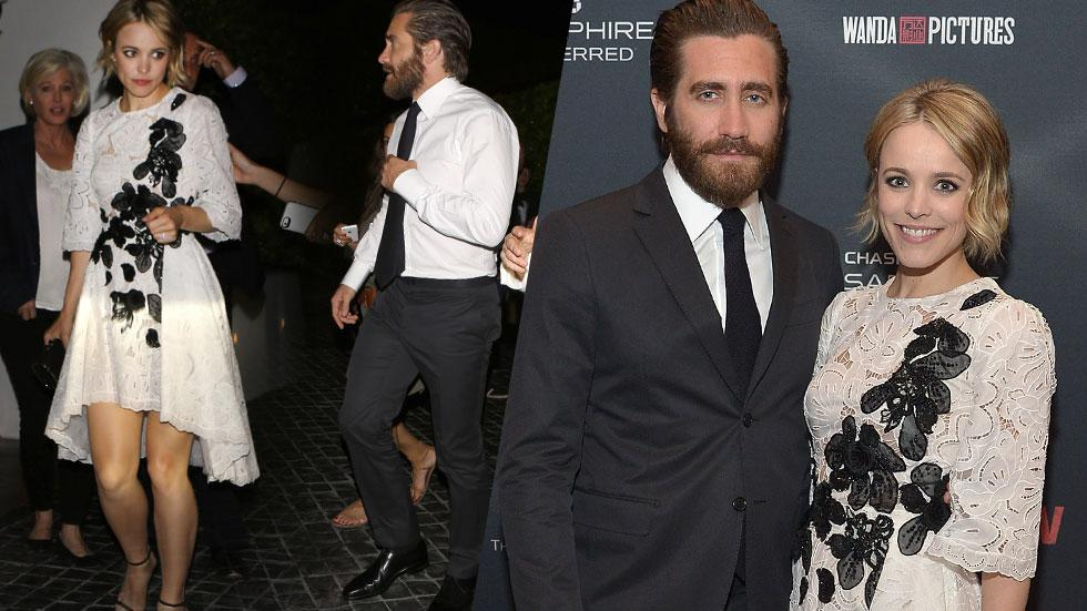 Jake Gyllenhaal Rachel McAdams Photos