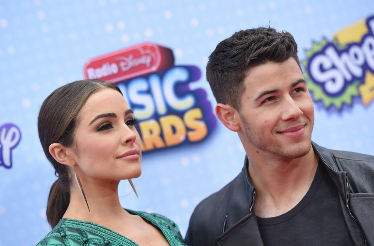 Olivia Culpa and Nick Jonas together was the singer's longest relationship to date.