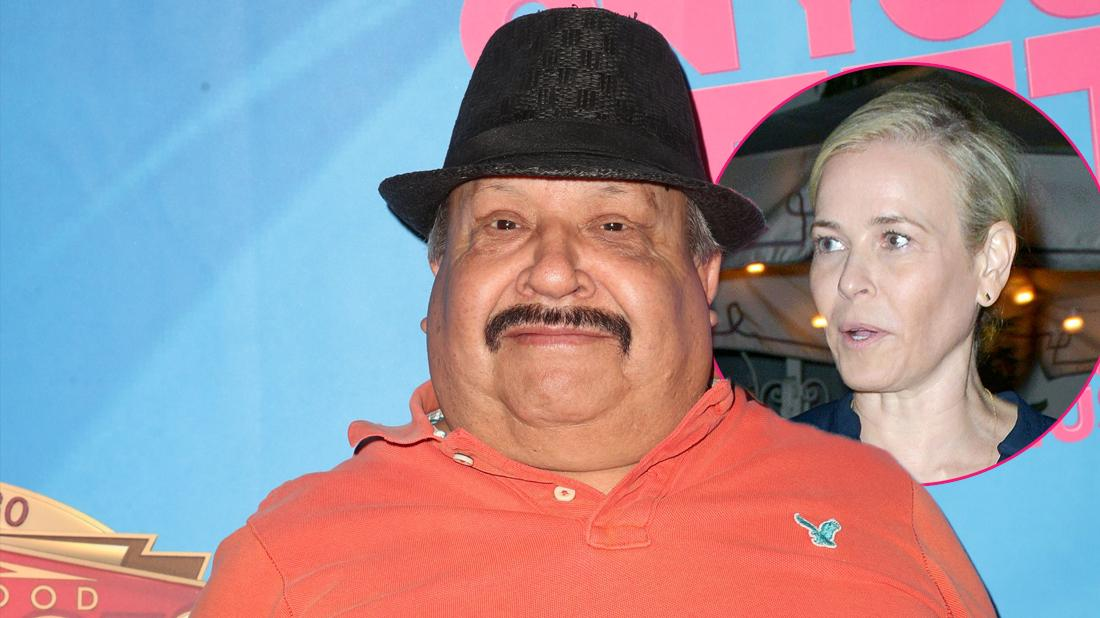 Chelsea Handler's Beloved Sidekick Chuy Bravo Dies Suddenly At Age 63