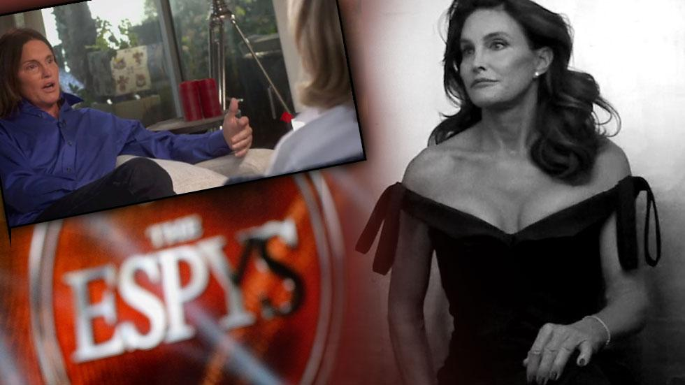 Caitlyn Jenner ESPYs Controversy