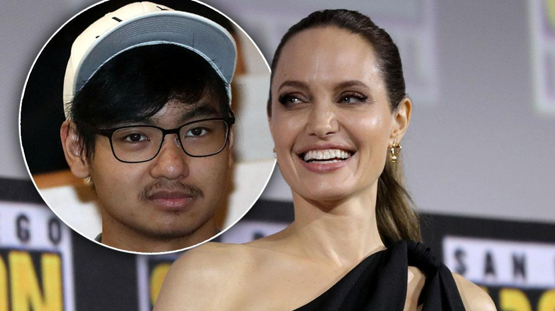 Angelina Jolie To Adopt Again After Maddox's Move To South Korea College