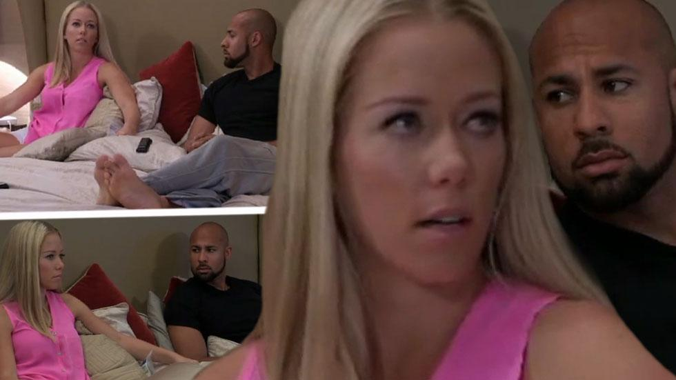 Kendra Wilkinson Hank Baskett 'Scum Of The Earth'