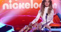 //Jennifer Lopez Nickelodeon Kids Choice Awards PP
