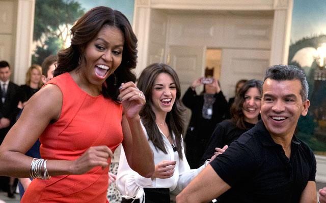 //michelle obama broadway white house radar